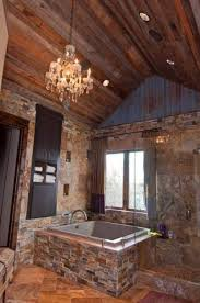 Log Cabin Bathroom Ideas Colors 667 Best Bathroom Images On Pinterest Bathroom Ideas Master