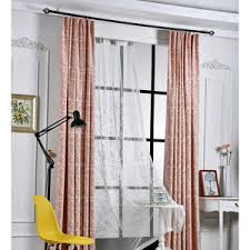Shabby Chic Curtains For Sale by Black And White Tree Print Linen Cotton Blend Bedroom Curtains On Sale