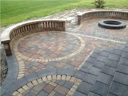 Brick Paver Patio Design Ideas Backyard Brick Paver Patio Designs Backyard Paver Ideas Green
