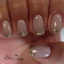 new year u0027s eve sparkle glitter gel nails nail art pinterest