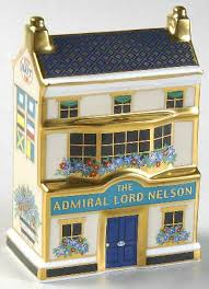 royal crown derby miniature houses at replacements ltd