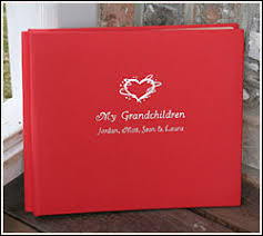 personalized scrapbook leather and fabric scrapbooks photo albums custom digital albums