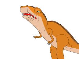 sharptooth invasion allosaurus kpsaurusrex deviantart