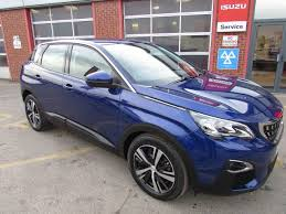 used peugeot suv new used peugeot vauxhall sales in goole east yorkshire glews