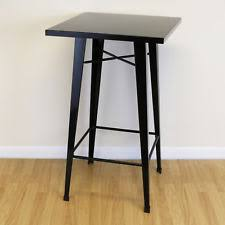 Industrial Bistro Table Bistro Tables Ebay