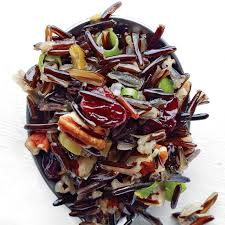 wild rice thanksgiving side dish wild rice with dried fruit and nuts