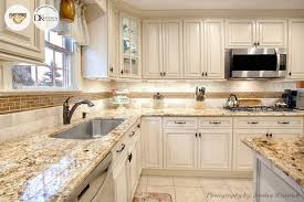 another stunning view of the wellington kitchen in ivory glaze