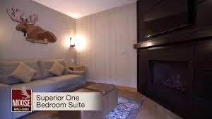 Furniture Bedroom Suites Superior One Bedroom Suite Moose Hotel U0026 Suites Banff Hotel