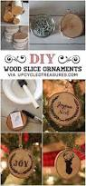 Christmas Decor Diy Ideas With Wood 35 Spectacularly Easy Diy Ornaments For Your Christmas Tree Diy