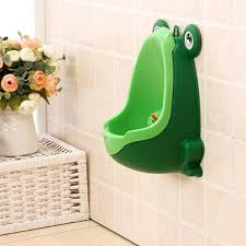 amazon com frog children potty toilet training kid urinal for