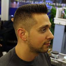Barbershop Men S Haircuts The Flattop