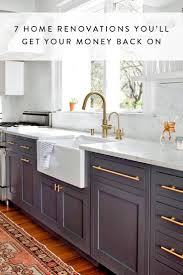 best 25 home renovations ideas that you will like on pinterest 7 home renovations you ll get your money back on