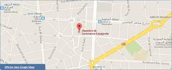 chambre de commerce espagnole en contact
