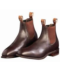 comfortable moto boots rm williams australian iconic boots these boots are popular
