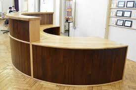 White Curved Reception Desk Curved Reception Desk U2013 Valeria Furniture