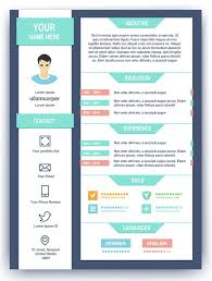 Best Graphic Designer Resumes by 19 Best Graphic Designs Images On Pinterest Cv Template Graphic