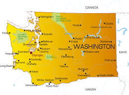 map of oregon and washington serving the specialized transportation needs of our heavy haul and