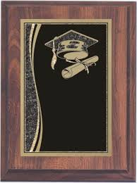 graduation plaque graduation plaque cfp69 dap19 13 29 awards trophies