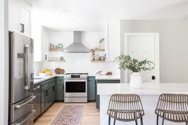 kitchen makeovers with cabinets before and after kitchen remodels