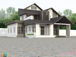 contemporary modern 2000 sq ft home kerala home design bloglovin u0027
