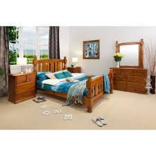 Timber Bedroom Furniture Sydney Victoria 4pce Queen Bedroom Suite Wooden Furniture Sydney Timber