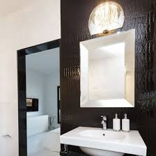silver framed mirror bathroom 12 best silver frames for mirrors images on pinterest mirror