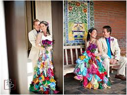 Alternative Wedding Dress 17 Alternative Wedding Dresses For The More Adventurous Bride To Be
