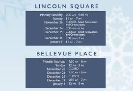 lincoln square bellevue