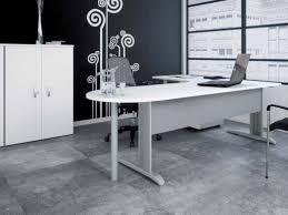 bureau de direction avec retour bureaux de direction deskissimo contemporain gris achat bureaux de