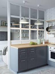 accessoire deco cuisine déco cuisine rétro avec une verrière interieure