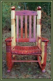 Patio Furniture Rocking Chair Big Ben Cedar Rocking Chair Porch Swings Patio Swings