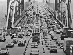 thanksgiving weekend george washington bridge new york city