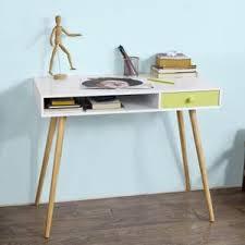 secretaire bureau meuble pas cher console bureau meuble achat vente pas cher