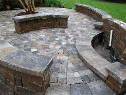 Brick Paver Patio Installation Attractive Brick Paver Patio Brick Paver Patios Enhance Pavers
