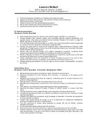 It Specialist Resume Sample by Leamon Mcnutt It Specialist Resume