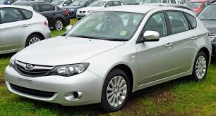 old subaru impreza hatchback subaru impreza generations technical specifications and fuel economy