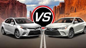 toyota yaris vs corolla comparison corolla vs camry 2018 2019 car release and reviews