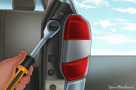 how much to fix a tail light how to replace a brake light bulb yourmechanic advice