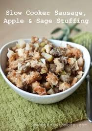 sausage and apple dressing recipe thanksgiving