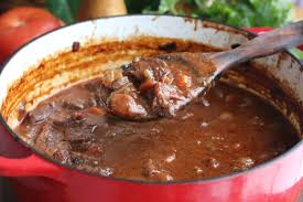 hearty beef stew how to feed a loon