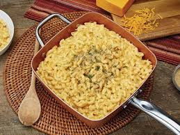 Mac and Cheese Recipes fort Foods in Copper Sq Pan