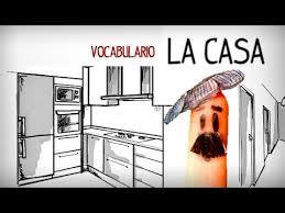 la chambre en espagnol vocabulaire la maison espagnol facile