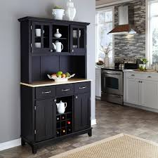 Kitchen Shelves Vs Cabinets Sideboards U0026 Buffets Kitchen U0026 Dining Room Furniture The Home