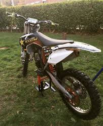 2014 motocross bikes ktm sx 125 2014 motocross bike excellent condition in county