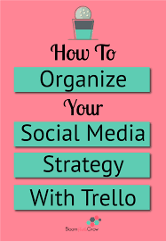 Organize Media by How To Organize Your Social Media Strategy With Trello Bloom