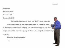 tutorial youtube word mla style essay format word tutorial youtube