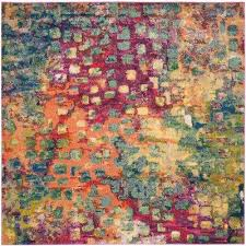 Modern Square Rug Square Modern Area Rugs Rugs The Home Depot