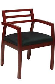 Guest Chairs by Nap91chy 3 Office Star Napa Cherry Wood Guest Chair Guest