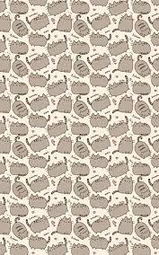wallpaper cat whatsapp pusheen wallpaper this is so adorable i love pusheen she s so so