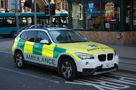 teeside bmw eastern ambulance service bmw reg no lj62 lyv out flickr